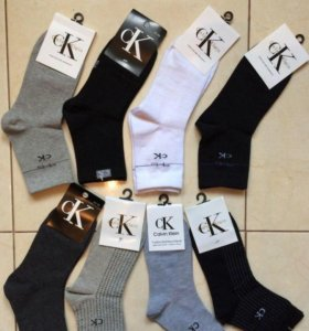 Мужские носки Calvin Klein короткие