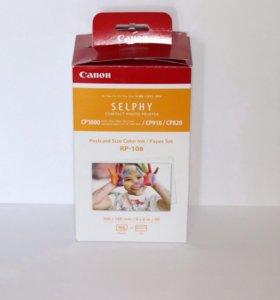 Бумага Canon Selphy CP RP-108