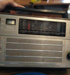 Океан 214 радиоприемник