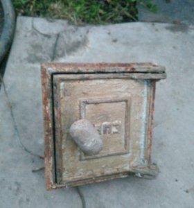 Дверка на печь