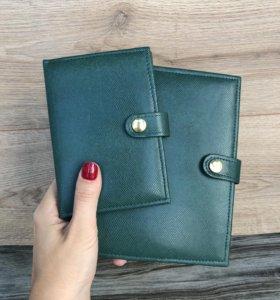 Обложки для свидетельств, паспортов, документов