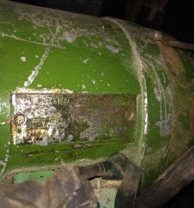 Двигатель старая моторизованная швейная машина