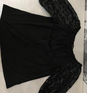 Блуза под заправку