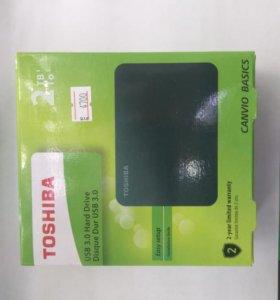 Жесткий диск 2TB
