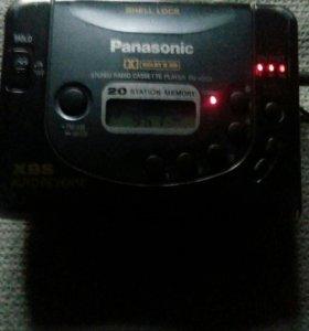 Кассетный плеер Panasonic RQ-V203