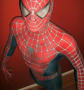 Косплей костюм Spider-Man