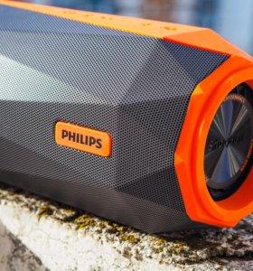 Портативная колонка Philips SB500M (новая)