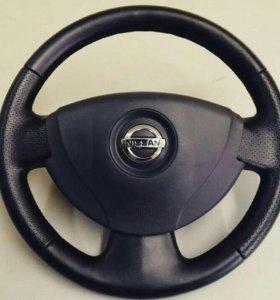 Перетяжка автомобильных рулей