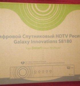 Galaxy innovations S8180 VU+ Solo