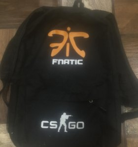 Рюкзак fnatic x cs:go