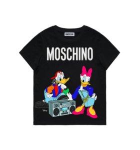 Вещи из коллекции Moschino x H&M