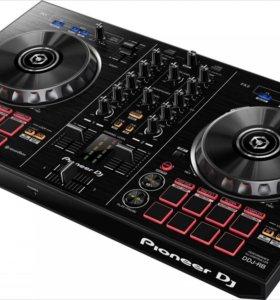 DJ Контроллер Pioneer DDJ-RB