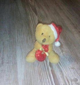 Продам медведя и пучеглазая игрушка