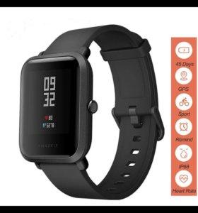 Смарт часы Xiaomi Amazfit Bip GPS