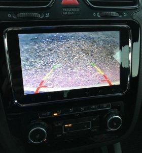 Магнитола Volkswagen на Андроид