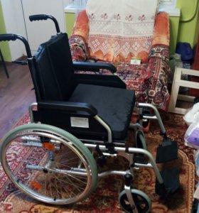 Срочно!Инвалидная коляска.