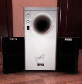 Мультимедийная акустическая система SVEN-848