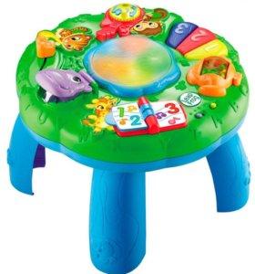 музыкальный столик Leap Frog