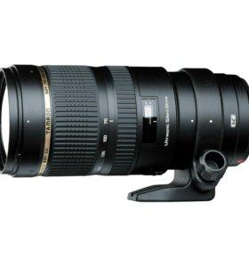 Объектив Tamron SP AF 70-200mm f/2.8