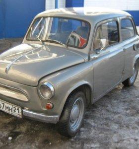 ЗАЗ 965, 1967