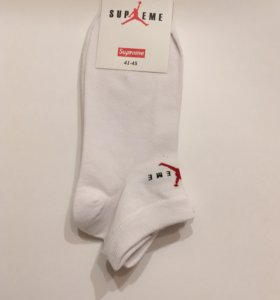 Носки короткие Supreme 41-45