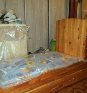 Детская кровать Велар М10