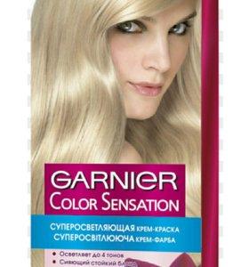 Краска Garnier супер осветляющая