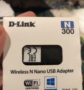 Wi-fi adapter(wireless N Nano USB Adapter windows)