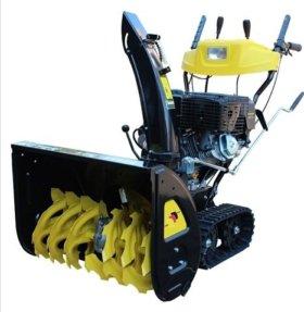 Снегоуборочная машина Huter SGC 8100C на гусеницах