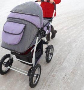 Продам коляску.После одного ребенка.