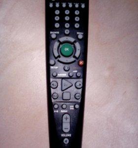 Пульт от DVD  BBK RS026-05R б/у.