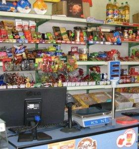 Продавец в продовольственный магазин