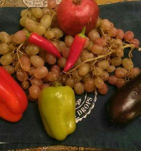 Продавец в отдел овощи-фрукты