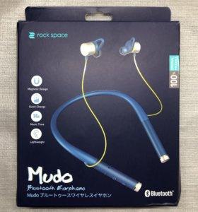 Bluetooth наушники ROCK SPACE Mudo