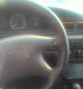 Kia Sephia, 1997