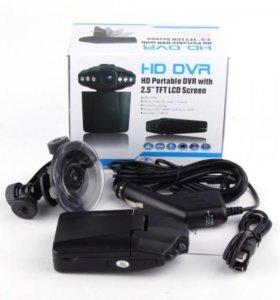 Видеорегистратор HD Portable DVR with 2.5 tft