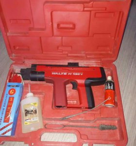 набор монтажный пистолет