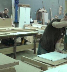 Подмастерье на мебельное производство