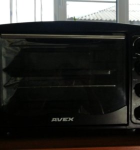 Электро духовка AVEX TY400BCL