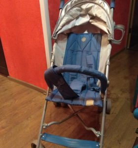 Прогулочная коляска hb (happy baby)