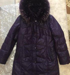 Куртка женская зимняя р52