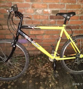 Велосипед ralleigh mtb