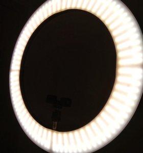 Кольцевая лампа 448 диодов