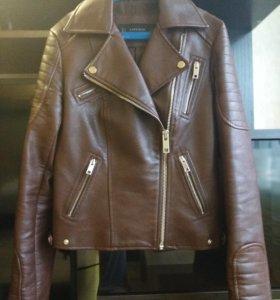 Куртка ZARA BASIC р.xs ,в профиле больше вещей🤝