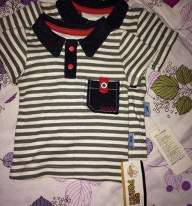 Рубашки для младенцев