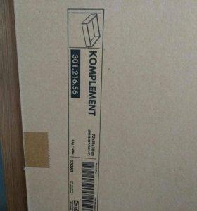 Ящик в шкаф новый в упаковке