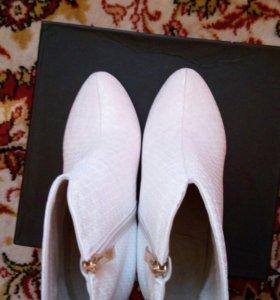 Ботинки на свадьбу