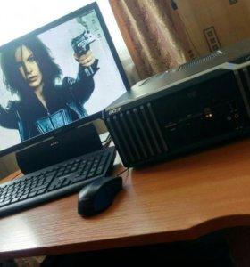 Компьютер ПК Системный блок