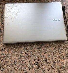 Ноутбук acer сенсорный