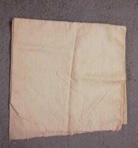 Растворимая ткань